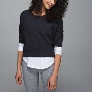 Lululemon Bhakti Reality sweater